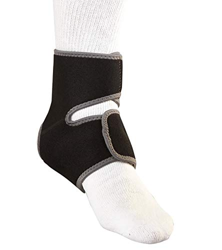 ACE Neoprene Ankle Support, America's Most Trusted Brand of Braces and Supports, Money Back Satisfaction Guarantee