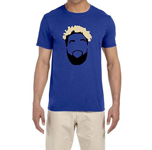 Deetz Shirts BLUE New York Odell Face T-Shirt ADULT 2XL