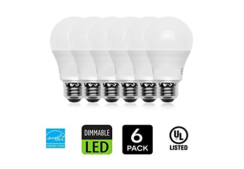 Led Light Bulb Options - 6