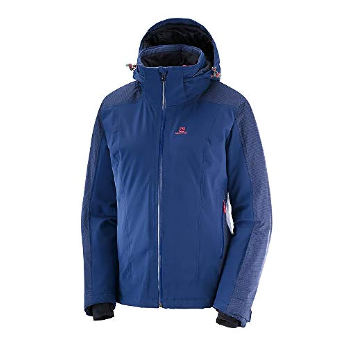 [해외] 살로몬SALOMON 스키 웨어 레이디스 재킷 BRILLIANT JACKET WOMEN 브릴리언트 재킷 레이디스 사이즈XS~M