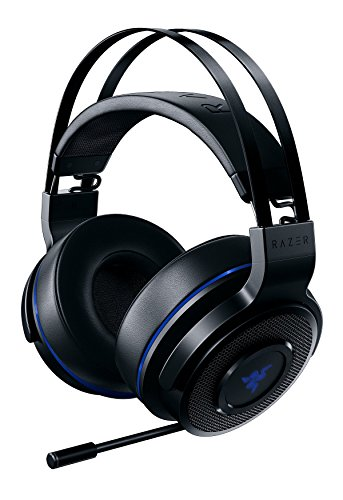 🥇 Razer Thresher 7.1 – Auriculares gamer inalámbricos para PlayStation 4 y PC