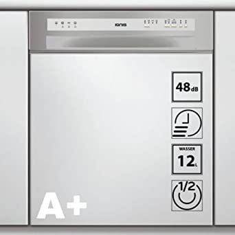 Ignis Adl 352 Ip Geschirrspuler Spulmaschine Spuler A Neu Amazon