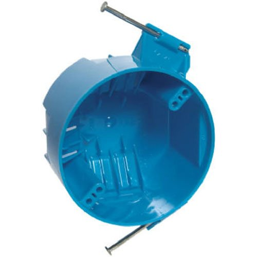 (Thomas & Betts B520A-UPC 20.0 Cu Ceiling Box In PVC Blue Bulk)