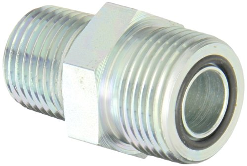 Eaton Aeroquip FF2031T1008S Steel Pipe Fitting, Adapter, 5/8