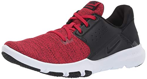 Nike Men's Flex Control TR3 Sneaker, Gym Red/Black, 11 Regular US