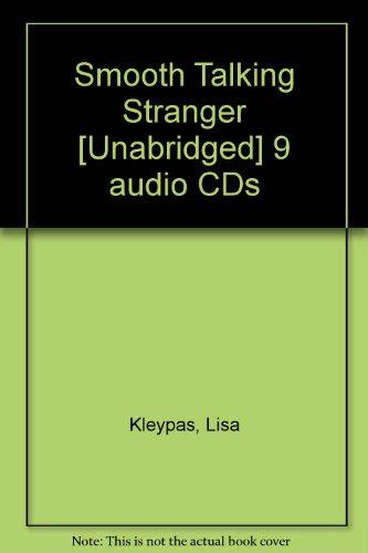 Smooth Talking Stranger [Unabridged] 9 audio CDs by Brilliance Audio