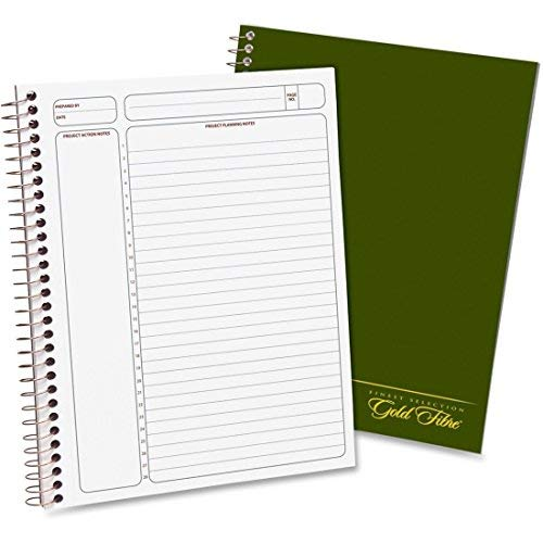 Ampad Gold Fibre Classic Project Planner Pack of 6