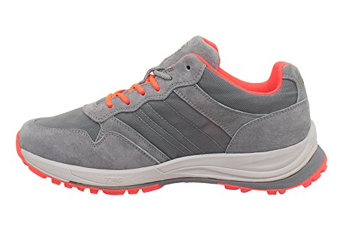 Low Sneakers top T W Women's Grigio corallo shoes Strolling FzHnqx7w