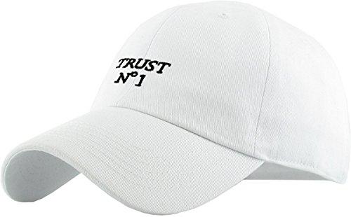 494f916da53 KBETHOS Trust No1 Dad Hat Baseball Cap Polo Style Adjustable - Buy Online  in UAE.