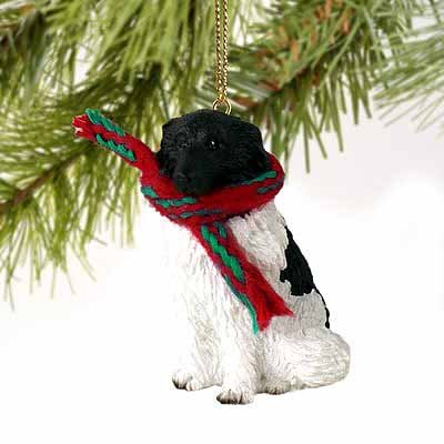 Landseer Miniature Dog Ornament