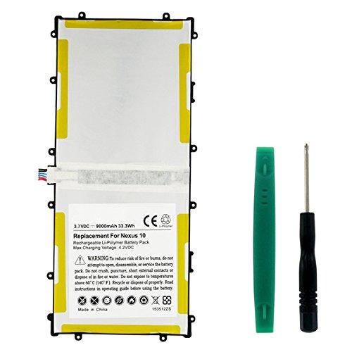 Samsung Tablet Battery Li Pol 9000mAh product image