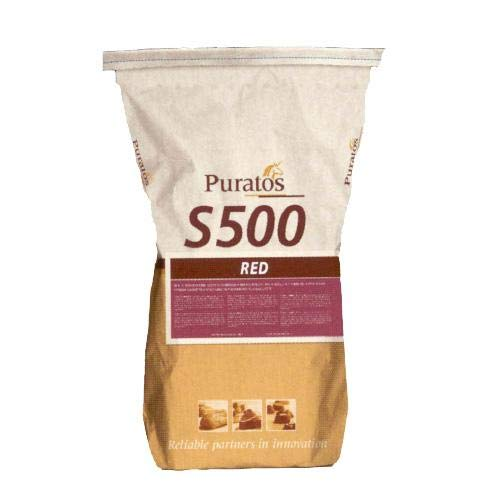 Puratos S-500 Red Dough Developer & Improver - 50 LB Bag