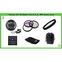 Pentax DA 18-55mm f/3.5-5.6 AL Essential Lens Accessories