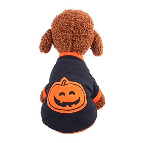 ShuoBeiter Pet Costumes Autumn T-Shirts Dogs Clothes Halloween