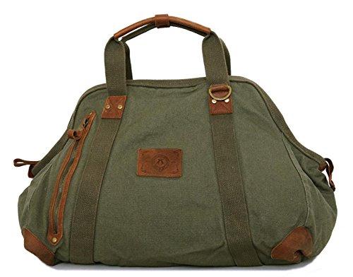 Kakadu Australia Traveller Collection, Small Doctor's Canvas Handbag -