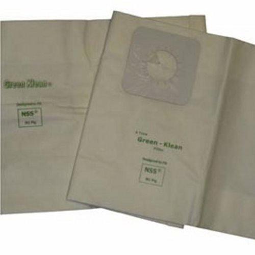 Green Klean GK-M1Pig NSS MPIG Replacement Vacuum Bags (Pack of 36)