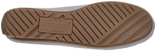 Sebago Women's Harper Kiltie Tie NBK W Moccasins Grey (Grey Azure N04) discount pay with visa top quality for sale discount looking for in China cheap price collections cheap price rLyRT6Nsxd