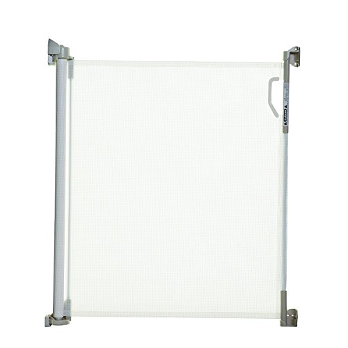 Dreambaby Stork Retractable Gate, White For Sale
