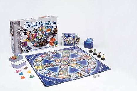 HASBRO Trivial Pursuit Disney DVD: Amazon.de: Spielzeug