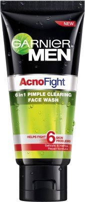 Garnier Acno Fight 6 In1 Pimple Clearing Face Wash(100 G) By Dodo Srore