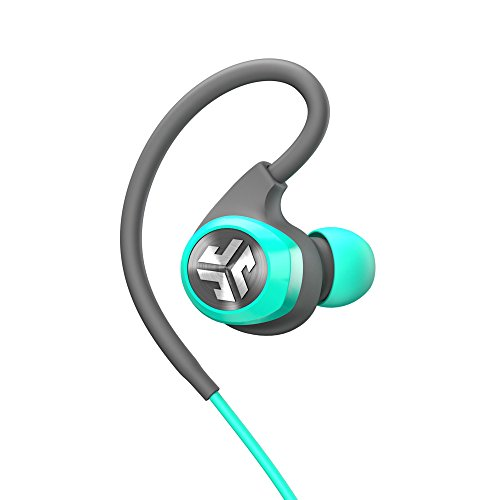 JLab Audio Epic2 Bluetooth 4.0 Wireless Sport Earbuds - Teal