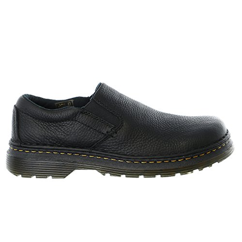 Dr Martens Slip On (Dr. Martens Men's Boyle Slip-On Loafer, Black, 10 UK/11 M US)