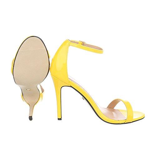 Mujer Vestir Zapatos Sandalias Tac de para c0cU7H