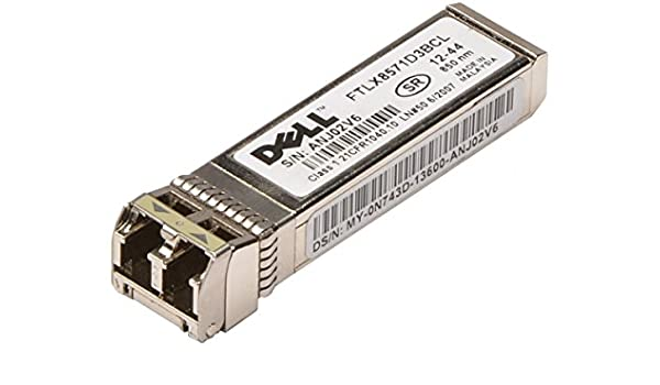 Finisar FTLX8571D3BCL for Dell 0N743D N743D Dell Networking Switches
