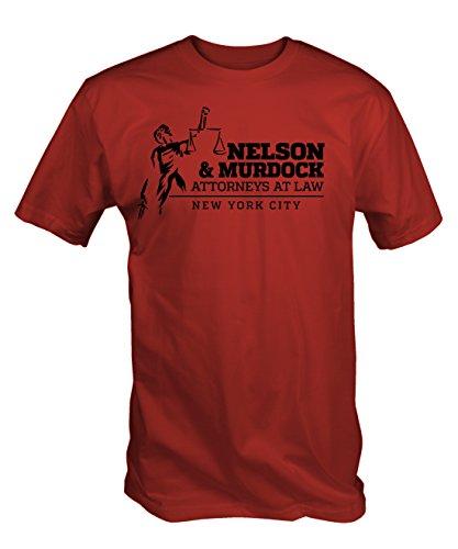 6TN Mens Nelson Murdock T Shirt