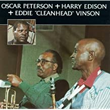 Oscar Peterson + Harry Edison + Edd