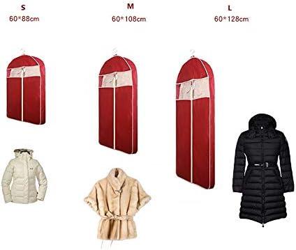 02064e9c63cc Clothes Bag Widening 10 cm for winter clothes dustproof storage ...