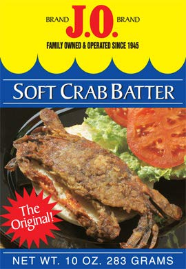 J.O. Soft Crab Batter 10 OZ ()