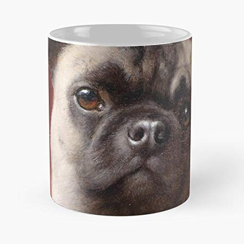 Mops Dog Pet Cute - Funny Mug Coffee Gift For Christmas Father