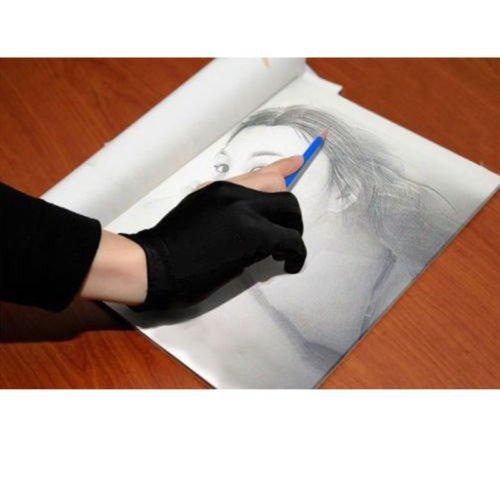 Price comparison product image Artist Glove Useful Anti Fouling Fashion - Gloves Fashion