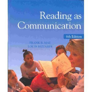 Reading As Communication
