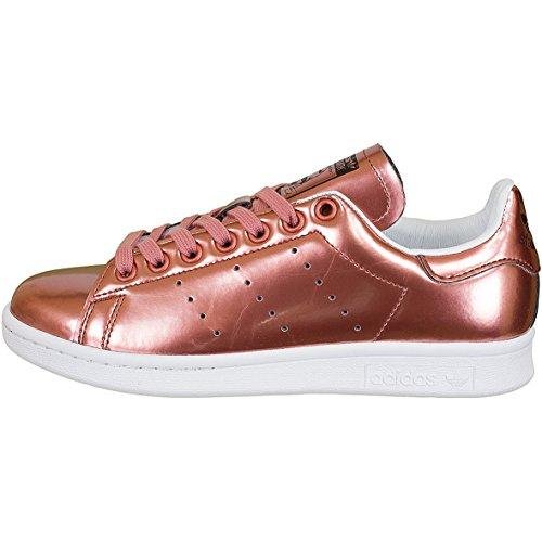 Adidas Stan Smith Kvinder Sneaker Træner Cg3678 Kobber 6hn6oF7ht