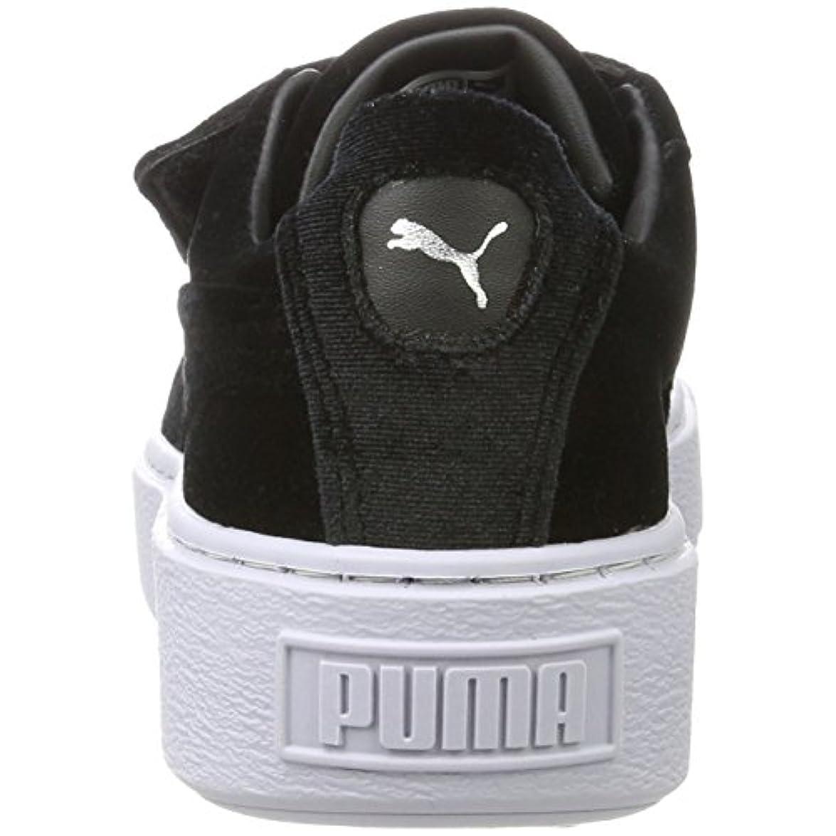 Puma Basket Platform Strapvr Scarpe Da Ginnastica Basse Donna