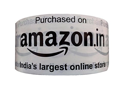 DCG pac Amazon Branded Tape (2 x 65 m) – Pack of 6