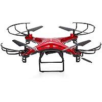 Festnight 480P Camera Wifi FPV RC Drone 2.4G 4CH 6-Axis Gyro Drone RTF Quadcopter
