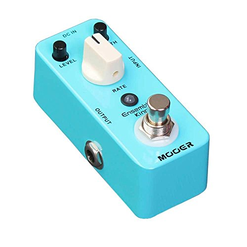 Chorus, Flange & Tremolo  Electric Guitar Effects
