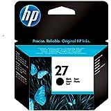 HP 27 Cartouche d'encre d'origine 1 x noir 220 pages