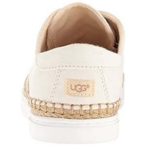 UGG Women's Eyan II Fashion Sneaker, Canvas, 9.5 US/9.5 B US