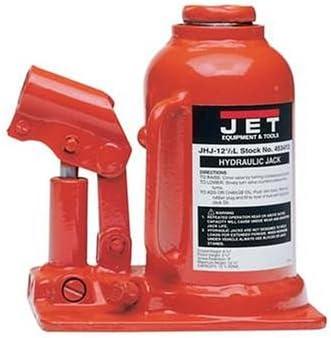 JET 453317 17-1/2-Ton Capacity Heavy-Duty Industrial Bottle Jack