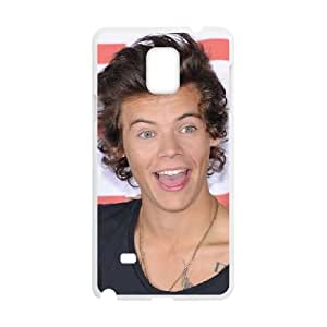 Samsung Galaxy Note 4 Cell Phone Case White Harry Styles Phone Case Cover Plastic Design XPDSUNTR18187