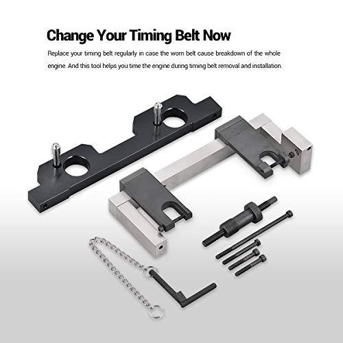EWK N20 N26 Vanos Camshaft Alignment Flywheel Locking Timing Tool for BMW