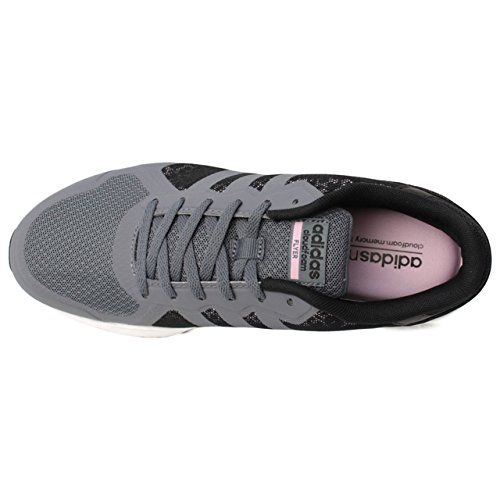 adidas CLOUDFOAM FLYER W - Zapatillas de deporte para Mujer, Gris - (ONIX/ONIX/ORQCLA) 38