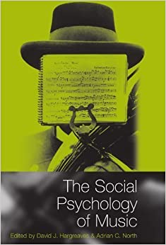 Book The Social Psychology of Music (1997-06-19)