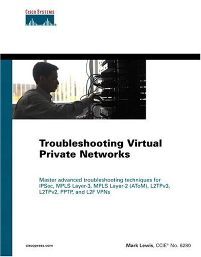 Troubleshooting Cisco Network (Troubleshooting Virtual Private Networks (VPN))