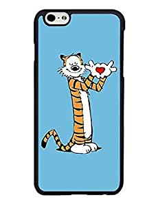 Calvin and Hobbes Animation Snap-on Protective Case Cover For Iphone 6 (4.7 Inch)
