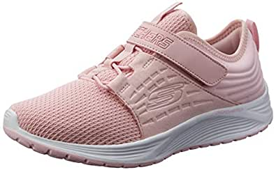 Skechers Australia Skyline - Sunset Cutie Girls Training Shoe, Light Pink, 1 US